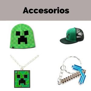 Accesorios Minecraft