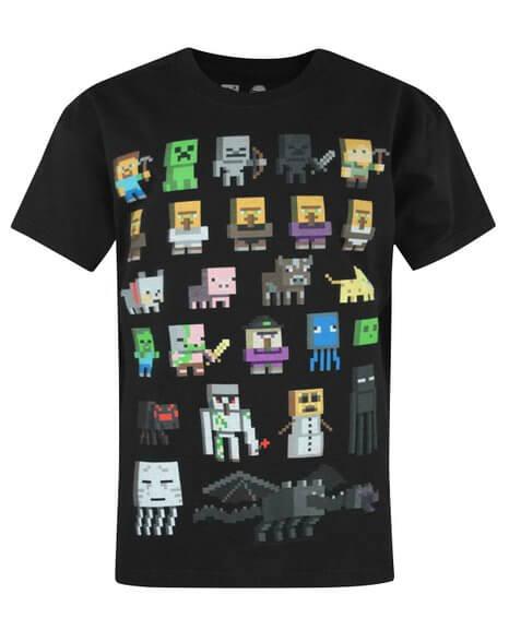 camiseta-personajes-minecraft