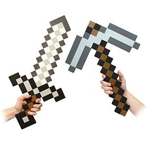 minecraft espada combo