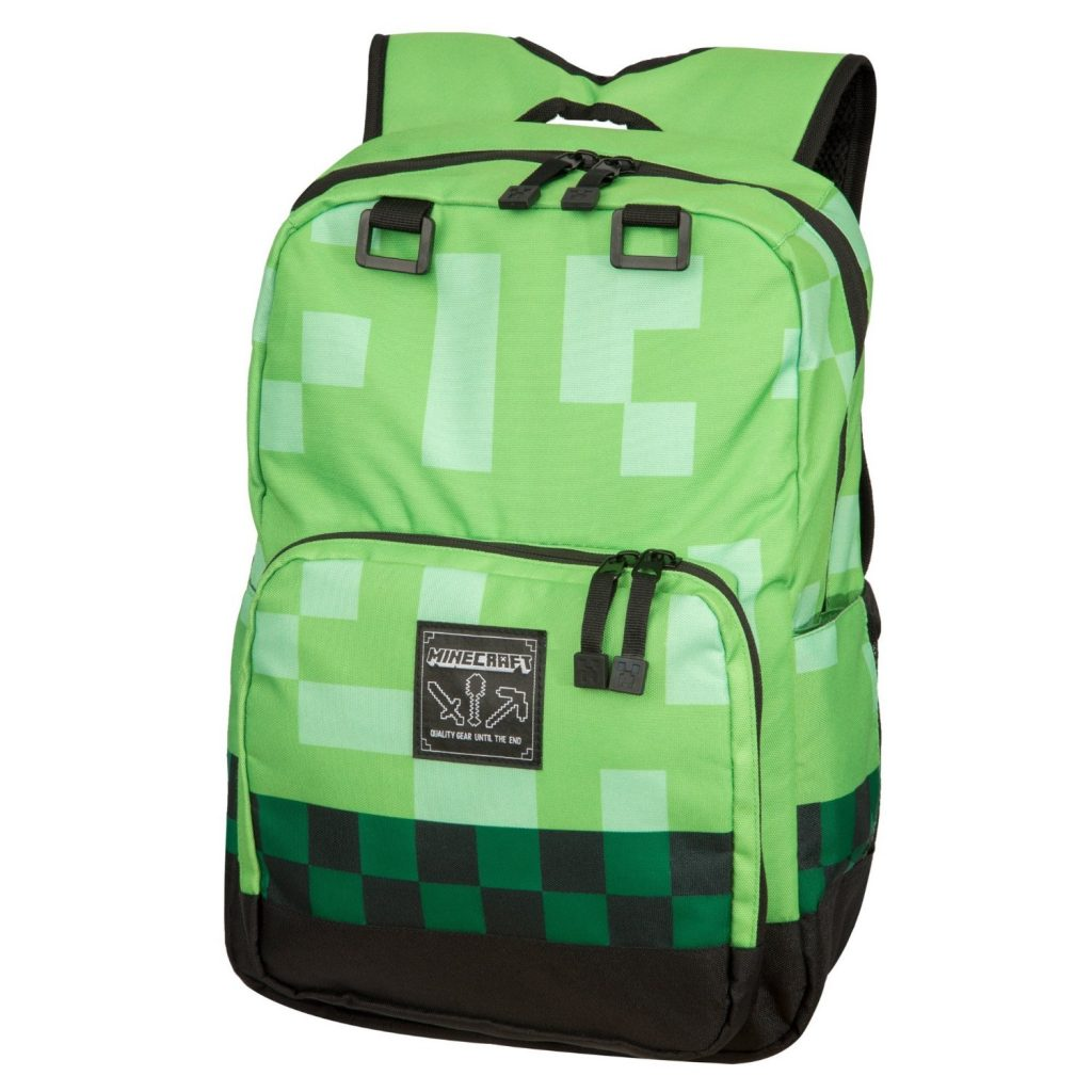 mochila-minecraft-verde