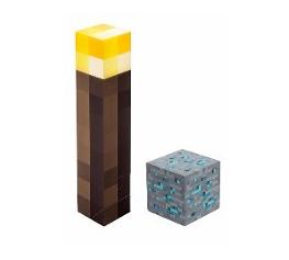 Antorcha Minecraft mineral