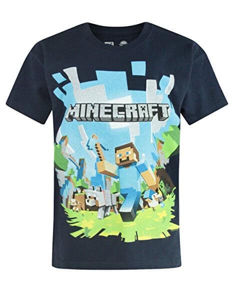 camiseta-minecraft-steve
