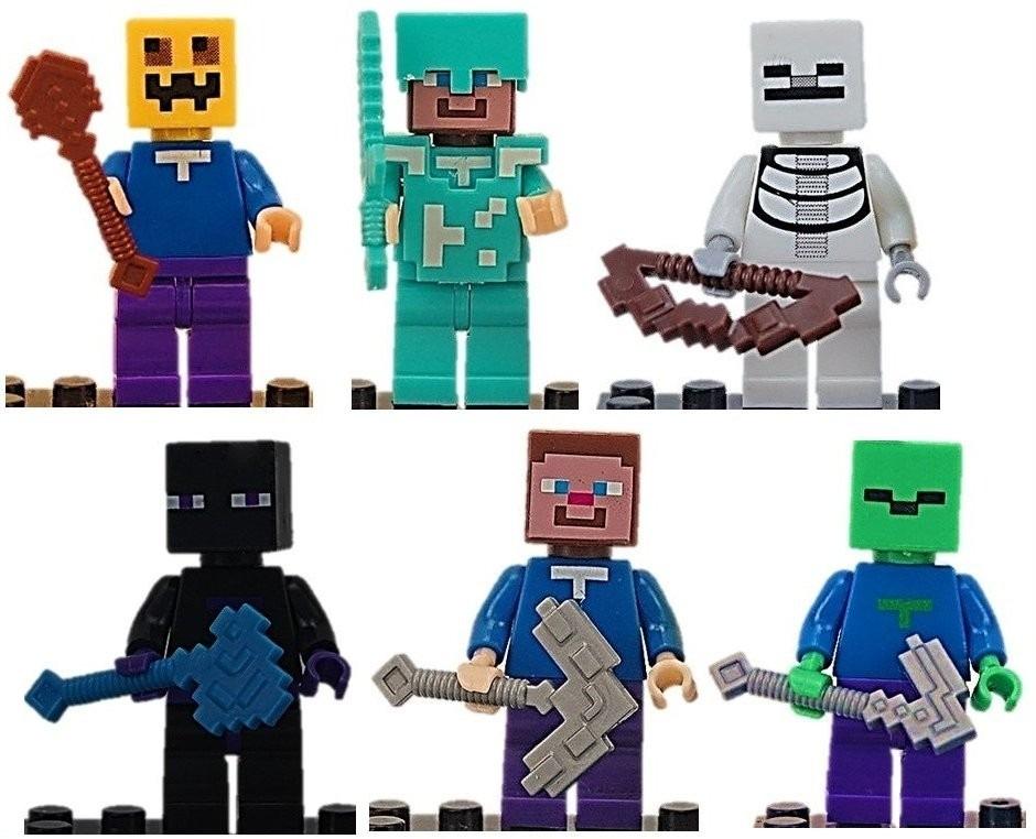 Comprar Juguetes De Minecraft Mejor Precio Y Envio 24 Horas