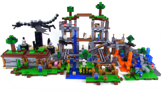 minecraft legos2
